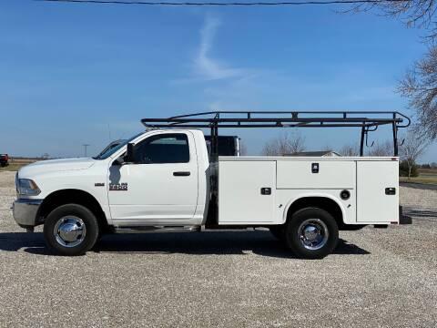 2017 RAM Ram Chassis 3500 for sale at Burkholder Truck Sales LLC (Versailles) in Versailles MO