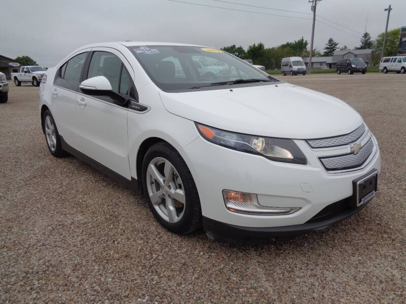 2015 Chevrolet Volt for sale at Burkholder Truck Sales LLC (Versailles) in Versailles MO