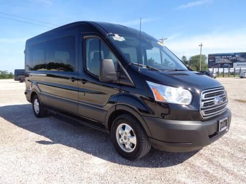 2019 Ford Transit Passenger for sale at Burkholder Truck Sales LLC (Versailles) in Versailles MO