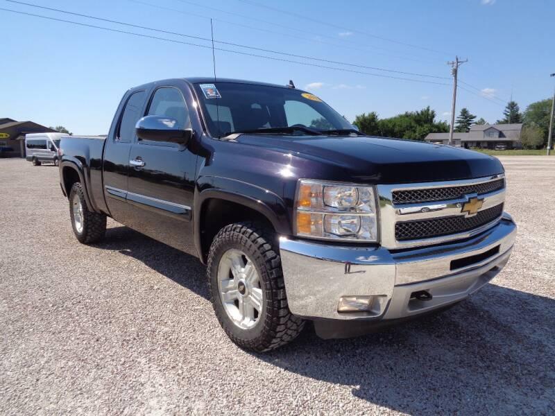 2013 Chevrolet Silverado 1500 for sale at Burkholder Truck Sales LLC (Versailles) in Versailles MO