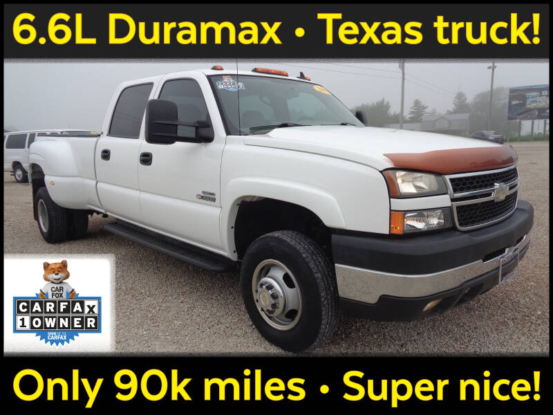 2007 Chevrolet Silverado 3500 Classic for sale at Burkholder Truck Sales LLC (Versailles) in Versailles MO