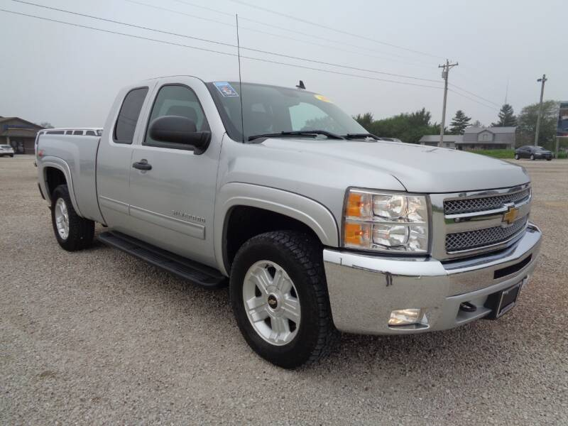 2013 Chevrolet Silverado 1500 for sale at Burkholder Truck Sales LLC (Versailles) in Versailles MO