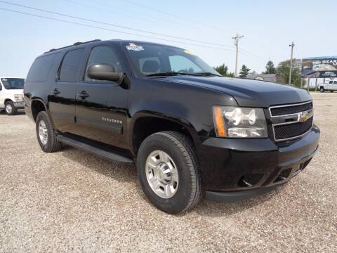 2011 Chevrolet Suburban for sale at Burkholder Truck Sales LLC (Versailles) in Versailles MO
