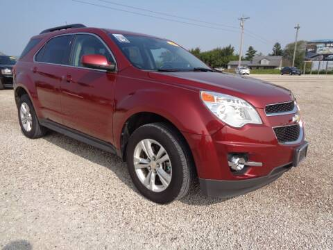 2011 Chevrolet Equinox for sale at Burkholder Truck Sales LLC (Versailles) in Versailles MO