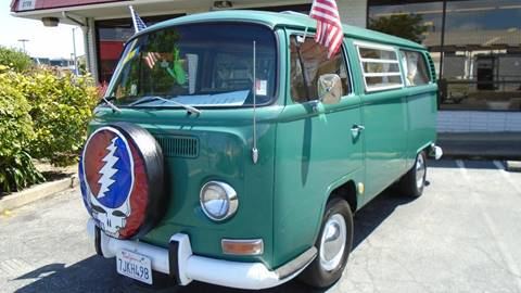 1968 Volkswagen Bus for sale at San Mateo Auto Sales in San Mateo CA