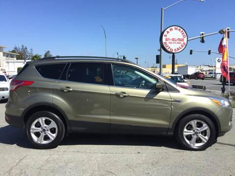 2014 Ford Escape for sale in San Mateo, CA