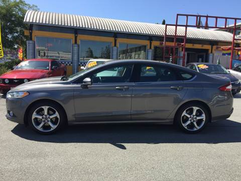 2013 Ford Fusion for sale in San Mateo, CA