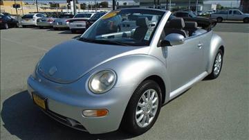 2005 Volkswagen New Beetle for sale in San Mateo, CA