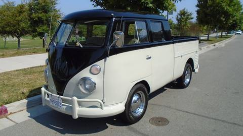 1963 Volkswagen Bus for sale at San Mateo Auto Sales in San Mateo CA