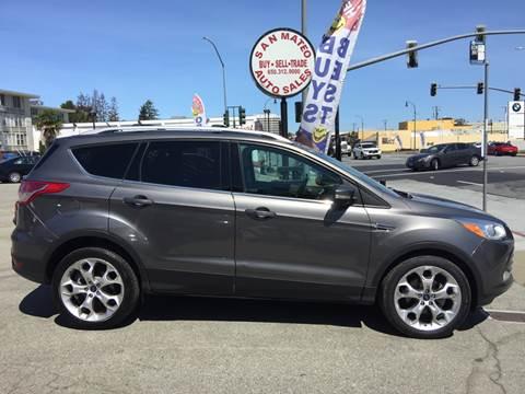 2014 Ford Escape for sale at San Mateo Auto Sales in San Mateo CA