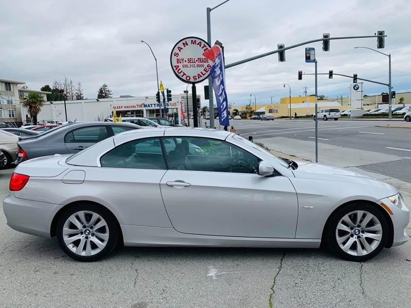 2011 BMW 328I For Sale >> 2011 Bmw 3 Series 328i 2dr Convertible Sulev In San Mateo Ca