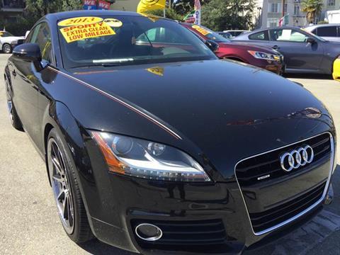 2013 Audi TT for sale in San Mateo, CA