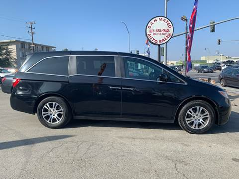 2012 Honda Odyssey for sale in San Mateo, CA