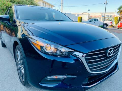 2018 Mazda MAZDA3 for sale at San Mateo Auto Sales in San Mateo CA
