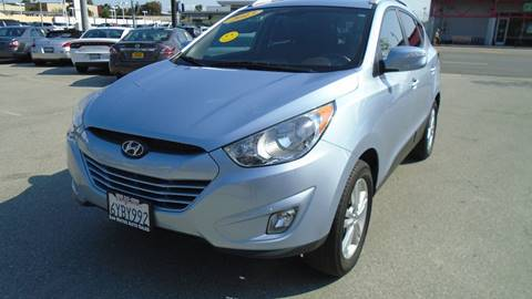 2013 Hyundai Tucson for sale in San Mateo, CA