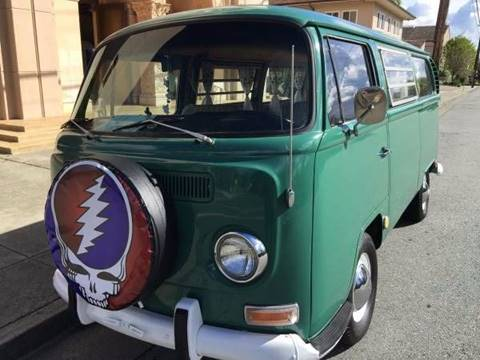 1968 Volkswagen Bus for sale in San Mateo, CA
