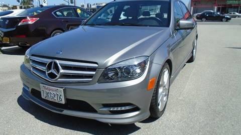 2011 Mercedes-Benz C-Class for sale in San Mateo, CA