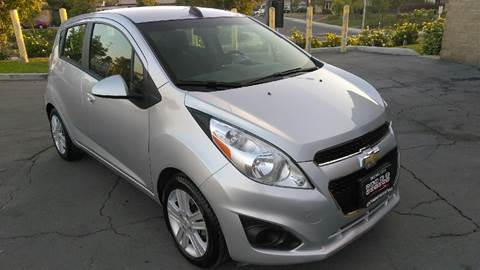 2015 Chevrolet Spark for sale in Riverside, CA