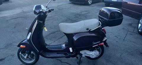 2006 Vespa LX 50 for sale in Riverside, CA
