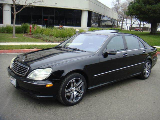 2001 mercedes benz s class s500 4dr sedan in sacramento ca