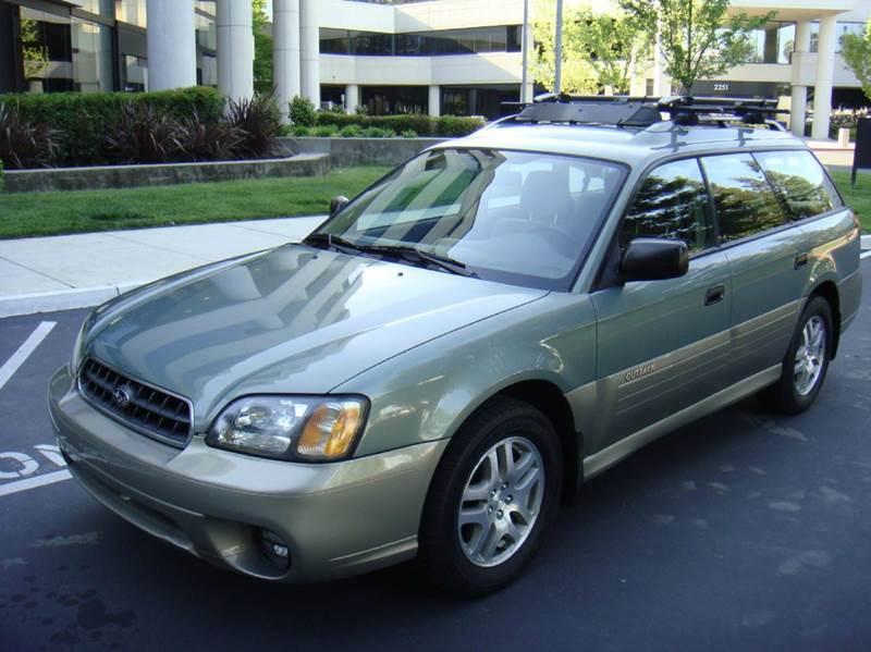 2003 Subaru Outback Base Awd 4dr Wagon Wpremium Audio System In