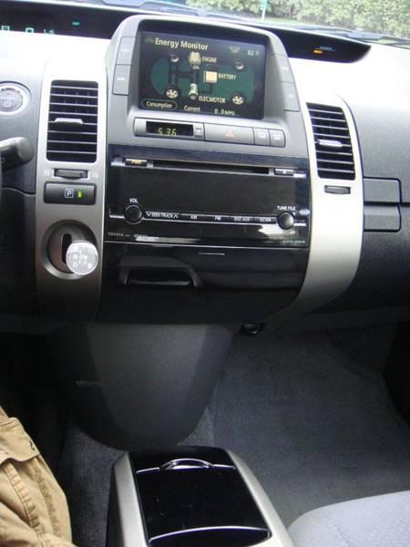 2008 prius console cover