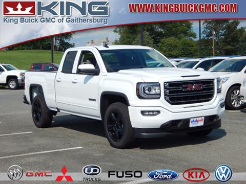 2018 GMC Sierra 1500 for sale in Gaithersburg, MD