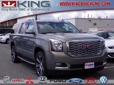 2019 GMC Yukon XL for sale in Gaithersburg, MD
