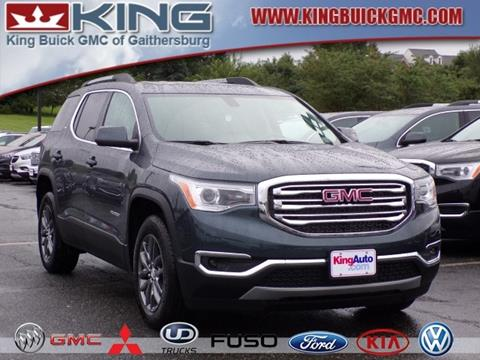 2019 GMC Acadia for sale in Gaithersburg, MD