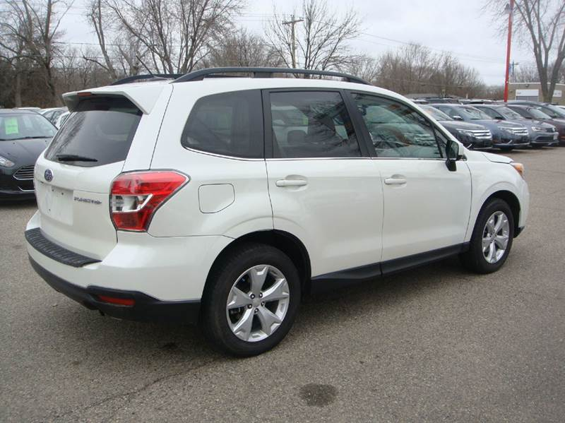 2015 subaru forester limited awd 4dr wagon in. Black Bedroom Furniture Sets. Home Design Ideas