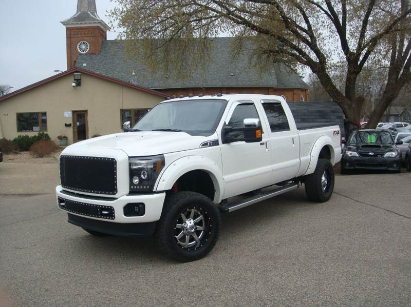 2016 ford f-250 super duty king ranch 4x4 4dr crew cab 6.8 ft. sb