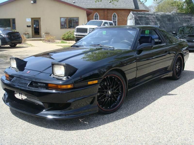 1989 Toyota Supra Turbo 2dr Hatchback In Shakopee MN - Marx Motors LLC