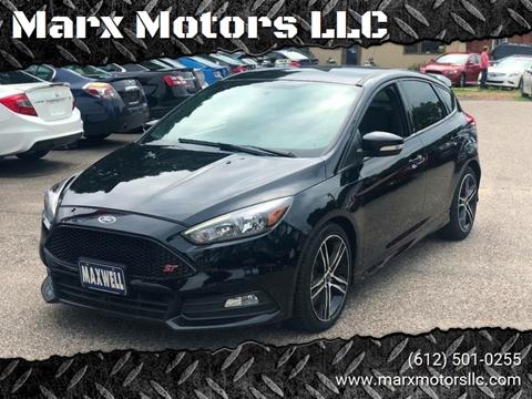 Ford Used Cars Pickup Trucks For Sale Shakopee Marx Motors LLC