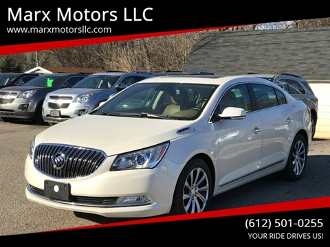 2014 Buick LaCrosse for sale in Shakopee, MN