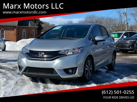 2015 Honda Fit for sale in Shakopee, MN