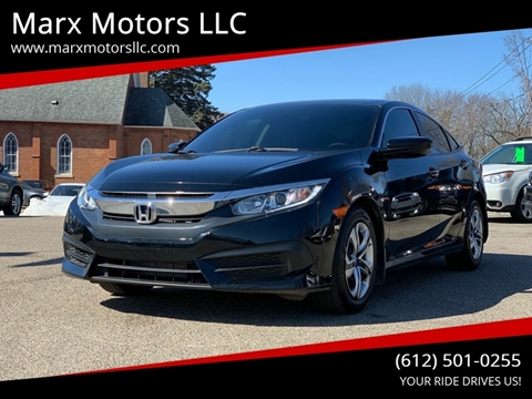 2017 Honda Civic for sale in Shakopee, MN