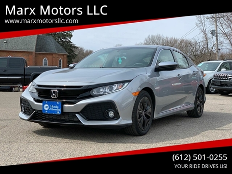 2018 Honda Civic for sale in Shakopee, MN