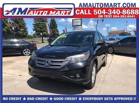 2013 Honda CR-V for sale in Marrero, LA