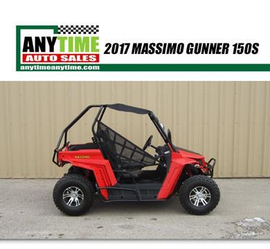 2017 Massimo Gunner for sale in Rapid City, SD