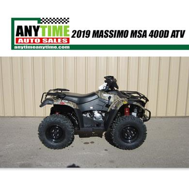 2019 Massimo MSA 400D for sale in Rapid City, SD