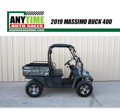 2019 Massimo Buck 400