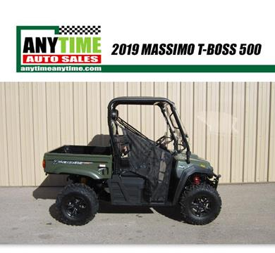 2019 Massimo T-Boss 500
