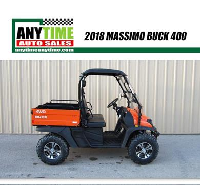 2018 Massimo Buck 400 for sale in Rapid City, SD
