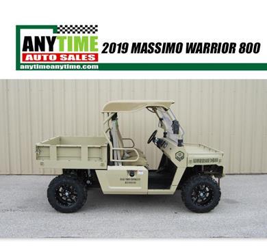 2019 Massimo Warrior 800