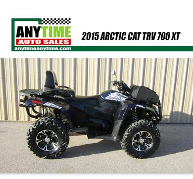 2015 Arctic Cat TRV 700 for sale in Rapid City, SD