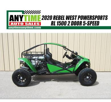 2020 Rebel West Powersports RL 1500 for sale at Anytime Auto Sales in Rapid City SD