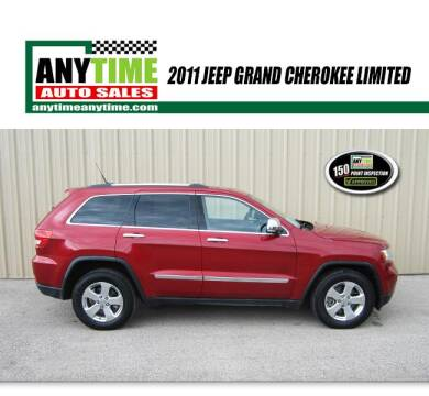 2011 Jeep Grand Cherokee Limited for sale at Anytime Auto Sales in Rapid City SD