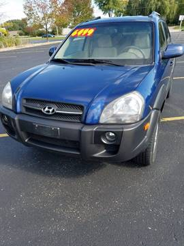 2007 Hyundai Tucson for sale in Oshkosh, WI