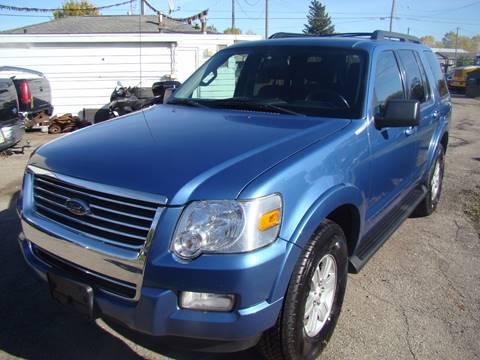 2009 Ford Explorer for sale in Oshkosh WI
