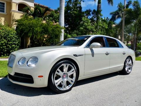 Bentley Flying Spur For Sale In Florida Carsforsale